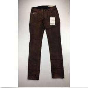 Diesel Women's Jeans Size W27 L32 GRUPEE 0E822
